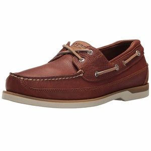 Sperry Top-Sider Men's Mako 2-Eye Moc Tan 10.5